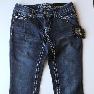 Paisley Sky Jeans - Paisley Sky Bootcut Jeans